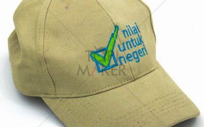 Konveksi Pembuatan Topi Promosi Berkualitas Baik